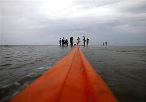 BP намерена использовать все доступные способы для ликвидации аварии в Мексиканском заливе