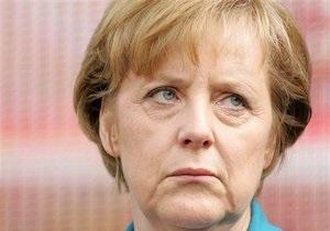 Из-за облака вулканической пыли самолет Меркель не смог приземлиться в Германии