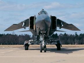 В Ливии разбился истребитель МиГ-23 во время выставочных полетов