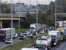 Забастовка в Бельгии: Прервано ж/д сообщение с Францией и Великобританией