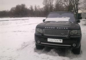 Киевлянин обнаружил автомобиль, украденный в России