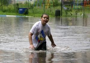 В Черновицкой области остаются подтопленными 45 населенных пунктов