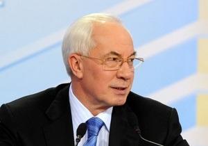 Азаров: Партия регионов на выборы идет спокойно