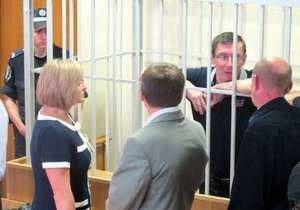 Пшонка: Кассационная жалоба по делу Луценко не прекращает действия приговора