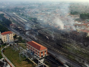 Жертвами взрыва цистерн с газом в Италии стали 16 человек