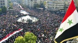 ЛАГ продемонстрировала Сирии  всю серьезность положения
