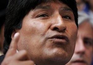 Самолет без Сноудена: Президент Боливии принял извинения от европейцев и вернул послов