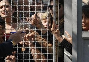 Заключенные грузинской колонии зашили себе рты, требуя сменить руководство тюрьмы