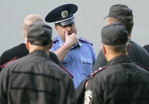 В Одессе трое вооруженных грабителей похитили в почтовом отделении около 100 тыс. гривен