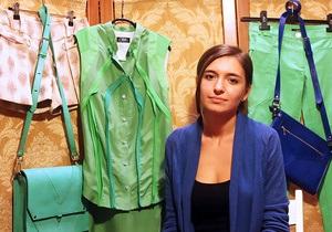 New Names на UFW: молодой украинский дизайнер рассказала Корреспондент.net о своей коллекции