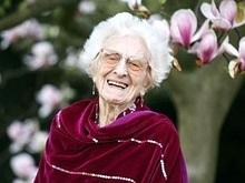 Умерла самая пожилая в мире журналистка