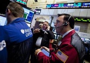 Мировые фондовые индексы по итогам торгов существенно снизились