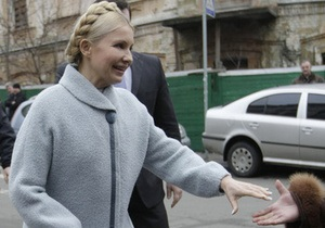 Тимошенко - Янукович - помилование Тимошенко - врачи - Украинские медики просят Януковича проявить гуманность и помиловать Тимошенко