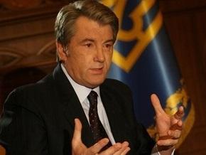 Ющенко заявил, что не подпишет бюджет, если в нем не будет денег на строительство корветов
