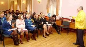 Добровольные священники Транссибирского тура доброй воли провели в Хабаровске семинар, посвященный лидерству