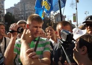 УП узнала, почему Кличко и Тягнибок не пришли в Киевсовет
