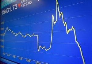 Украинские биржи открылись обвальным падением