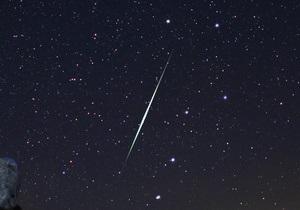 Жители Северного полушария наблюдали звездный дождь: в час падало до 100 метеоритов