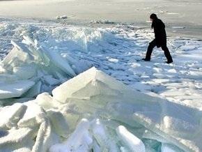 В Донецкой области провалился под лед и утонул мужчина