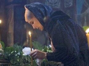 Тимошенко просит всех людей мира зажечь свечу скорби
