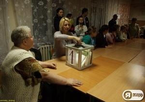 Как я был наблюдателем на выборах: фоторепортаж от читателя Корреспондент.net
