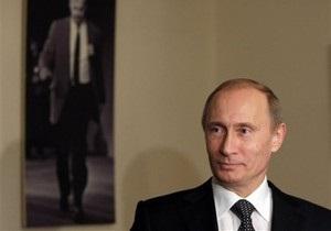 Путин: Развитие России должно быть не революционным, а эволюционным