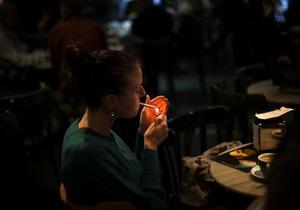 Референдум о запрете курения в Швейцарии провалился