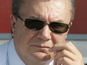 Янукович предложил включить НАТО, Украину и Россию в новую систему безопасности