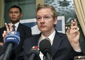 Основатель WikiLeaks: На изучение опубликованных материалов уйдет более семи лет