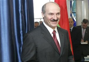 Лукашенко примет участие в инаугурации Януковича