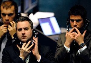 Фондовые рынки США снова снижаются