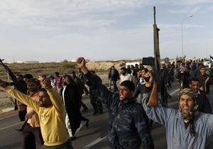 Кувейт предоставит ливийским повстанцам $180 млн
