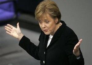 Меркель не поддерживает поспешного сближения НАТО с Россией