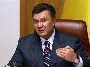 Янукович: Кредиты МВФ превращаются в сильный наркотик