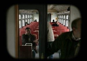 Житель Крыма облил в электричке трех пассажиров кислотой