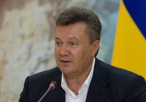 Янукович объявил в Крыму земельную амнистию