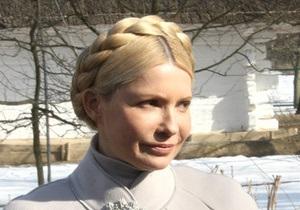 Тимошенко обещает расторгнуть соглашение по ЧФ РФ в случае прихода к власти