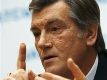 Ющенко обязал коалицию принять закон о перевыборах в Киеве