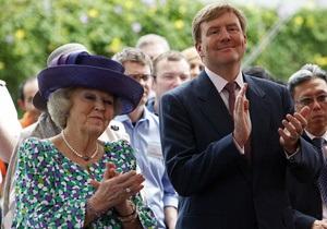 Из-за отречения королевы Нидерландов в стране изменят название и дату одного из главных национальных праздников