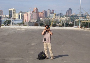 В Киеве пройдет выставка итальянского фотографа об острове Змеиный