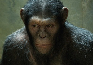 Восстание планеты обезьян вторую неделю лидирует в американском прокате