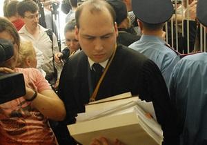 Суд признал Луценко виновным по первому эпизоду уголовного дела
