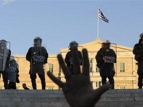 В Афинах подростки напали на российских телевизионщиков
