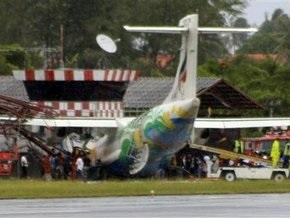 В Таиланде самолет врезался в заброшенную контрольную вышку: есть жертвы