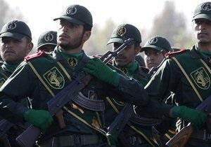 В Афганистане военнослужащие НАТО задержали члена элитного спецподразделения Ирана