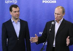 Reuters: Twitter Медведева обложил матом его критиков