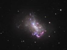 Астрономы обнаружили галактику-лилипута