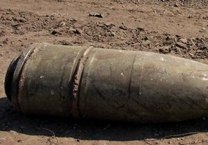 В Донецке из квартиры, в которой прогремел взрыв, вынесли около 70 боеприпасов