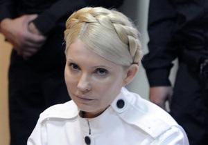Прокурор: Тимошенко вела переговоры с Путиным на русском языке