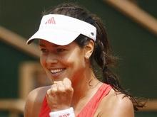 Roland Garros: Красавицы побеждают